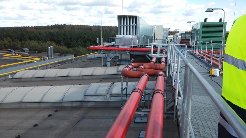 Instalacje hydrauliczne i pneumatyczne – Dąbrowa Górnicza, Polska – Eurelo.pl