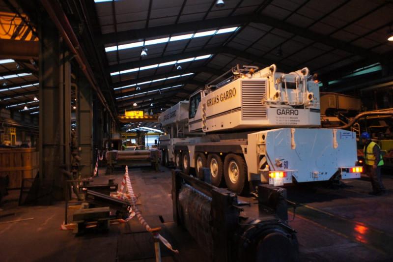 Branża aluminium - Bilbao, Hiszpania do Wielkiej Brytanii - Eurelo.pl